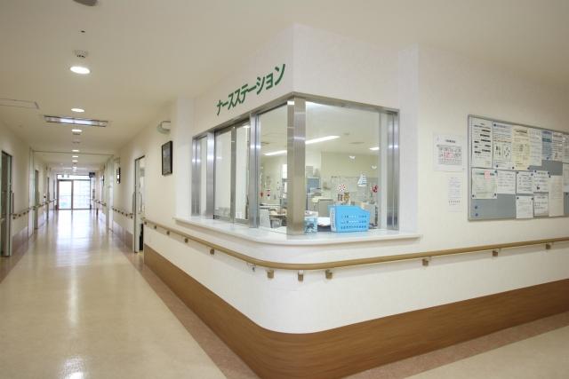 病院のナースステーション
